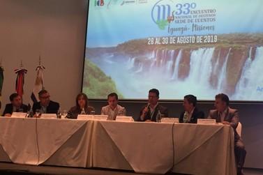 Brasil, Paraguai e Argentina se unem para a atração de eventos na fronteira