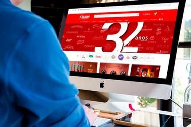 Com layout renovado e novas funcionalidades, Flash Importados lança novo site