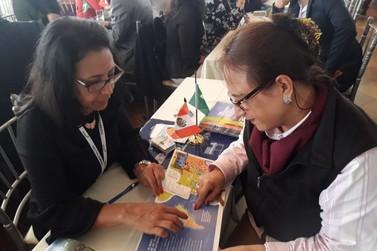 Destino Iguaçu participa de rodada de negócios na América do Sul