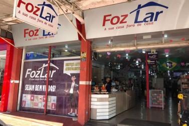 Foz Lar realiza mega bazar de produtos com descontos de até 90%; confira