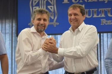 Nilton Bobato assume interinamente a Prefeitura de Foz do Iguaçu