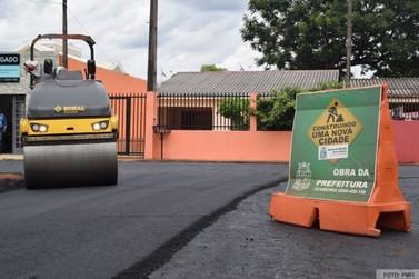 Prefeitura pede crédito de R$ 5 milhões para obras de asfalto no Porto Meira