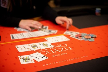 Torneios satélites de poker têm entrada de U$ 50 e U$ 100 mil em prêmio