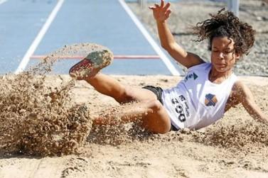 Atleta Iguaçuense conquista dois ouros no Campeonato Brasileiro Sub-16