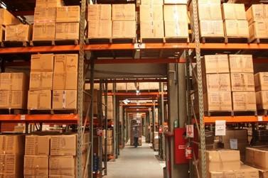 Em agosto, mais de R$ 3 milhões em mercadorias foram destinados pela RF