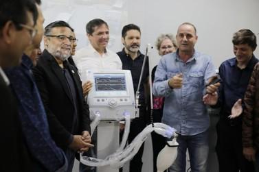 Hospital Municipal de Foz do Iguaçu recebe R$ 1,6 milhões em kits para UTI
