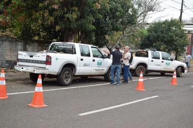 Intensificada a limpeza de quintais e terrenos para controle da dengue
