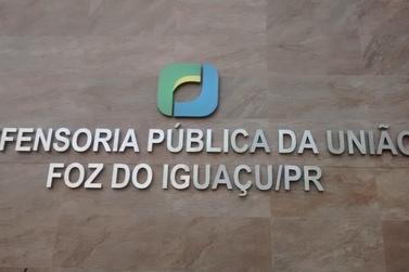Judiciário não pode intervir no funcionamento da DPU em Foz do Iguaçu