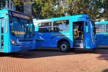 Projeto dos ônibus climatizados estará liberado para votação na terça-feira