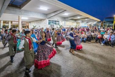 Semana Farroupilha dobra o número de visitantes na Iluminação da Itaipu
