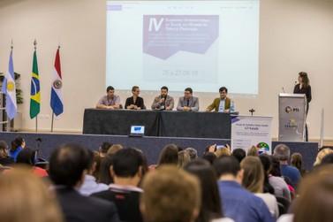 Seminário Internacional discute saúde do homem na tríplice fronteira