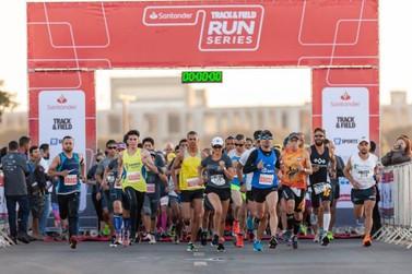 Etapa Catuaí Palladium do Santander Track&Field Run Series acontece em dezembro