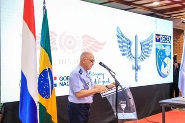 FAB inaugura Controle de Aproximação em cooperação com o Paraguai