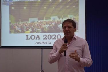 Prefeitura de Foz do Iguaçu prevê orçamento de R$ 1,2 bilhão em 2020