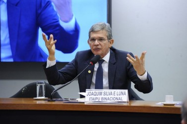 Silva e Luna fala na Câmara sobre novo acordo para a venda da energia de Itaipu