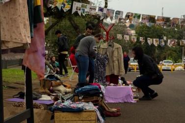 Feira Livre de Trocas da Tríplice Fronteira acontece no domingo; saiba mais