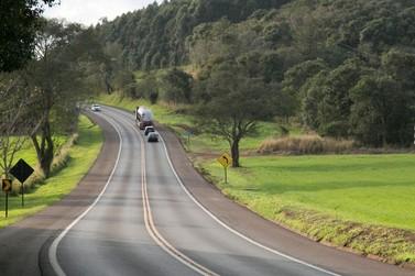 Feriado da Proclamação da República levará 254 mil veículos para a BR-277