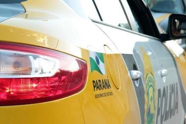 PM é preso suspeito de ser motorista batedor de carro carregado com contrabando