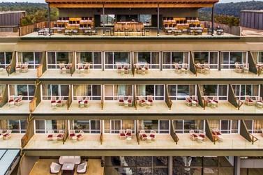 Rooftop Bar Alter, com vista para as Cataratas, inaugura neste fim de semana