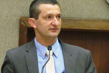 Rudinei de Moura será reconduzido ao cargo de vereador na segunda-feira