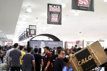 Shopping China realiza Black Friday com descontos de até 50% em todos os setores