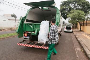 Coleta Seletiva chega a 100% da área urbana e já recolheu três mil toneladas