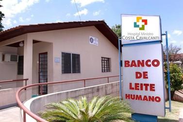 Com estoque no limite, Banco de Leite de Foz do Iguaçu convoca doadoras