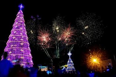 Festa da Virada terá queima de fogos e shows gratuitos na Praça da Paz