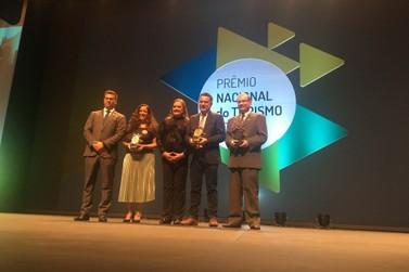 Foz do Iguaçu e Guarapuava são reconhecidas em prêmio nacional de turismo