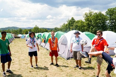 Foz do Iguaçu receberá mais de oito mil escoteiros em acampamento interamericano