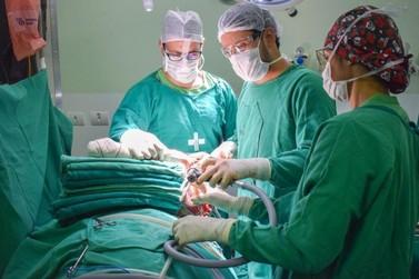 Hospital Municipal realizou mais de 2,6 mil cirurgias ortopédicas em 2019