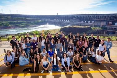 Itaipu Binacional abre inscrições para programa de Estágio de Férias 2020