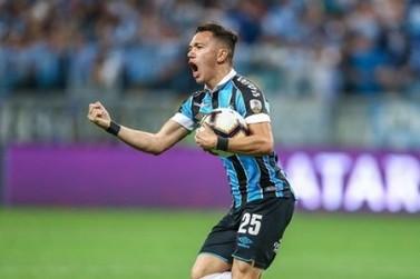 Nascido em Foz do Iguaçu, Pepê é convocado para Seleção Olímpica