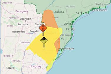 Onda de calor atinge Foz do Iguaçu e outras cidades do Paraná, alerta Inmet