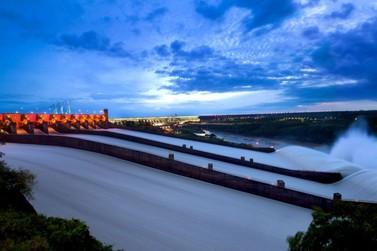 Sem ação ambiental, Usina de Itaipu teria menor vida útil, diz estudo