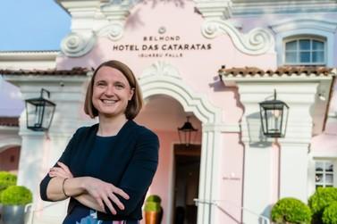 Andrea Emmerling assume gerência geral do Belmond Hotel das Cataratas