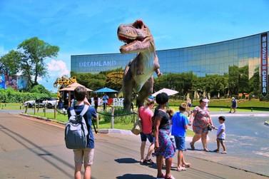 Complexo Dreamland recebeu mais de 900 mil visitantes em 2019