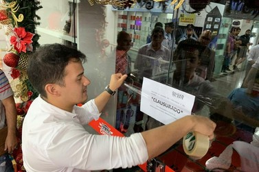 Defesa do Consumidor fecha loja que agrediu turista em Ciudad Del Este