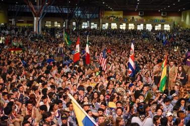 Foz do Iguaçu recebe maior evento de escoteiros do Brasil e movimenta economia