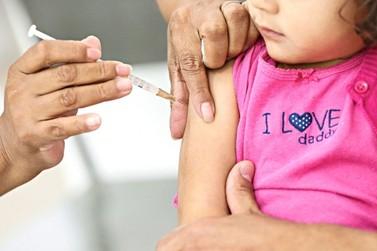 Foz do Iguaçu supera cobertura vacinal de menores de 1 ano em 2019