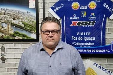 Foz Futebol Clube pede licença à FPF e não disputará o Paranaense 2020