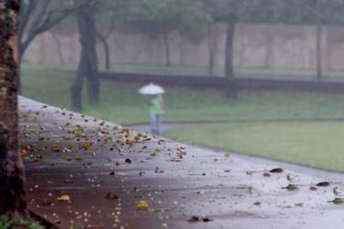INMET emite alerta laranja para tempestades no Paraná nesta quinta-feira