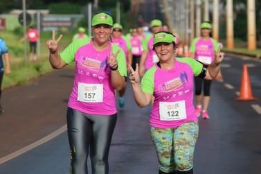 Inscrições abertas para a 9º edição da Corrida e Caminhada do Dia da Mulher