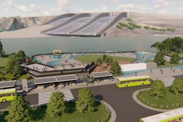 Itaipu prepara circuito turístico ligando mercado municipal, Gramadão e usina