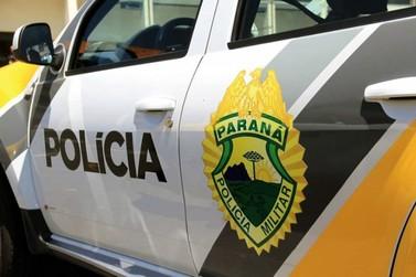 Motorista abastece carro, foge sem pagar e acaba preso pela Polícia Militar