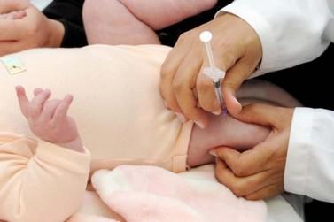 Novo lote da vacina pentavalente chega às unidades básicas de saúde