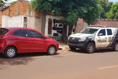 Polícia Civil recupera veículo de empresa que foi locado e não devolvido