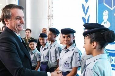 Veja qual colégio de Foz do Iguaçu será escola cívico-militar este ano