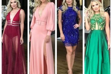 Bazar da Bel Art tem mais de 300 vestidos com valores a partir de R$ 100