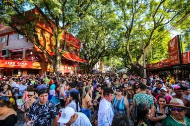 Carnaval da Saudade será transferido para a Praça da Paz nesta terça-feira